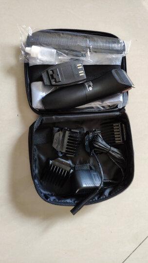 飞科(FLYCO)专业成人儿童理发器电推子修鬓角刀头水洗充插可用FC5902 晒单图