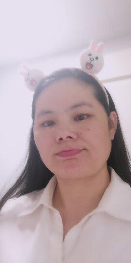 韩国JOYJULY硅胶电动洁面仪无线充电毛孔清洁器洗脸仪声波电子美容仪刷男女节日礼物 清新绿 晒单图