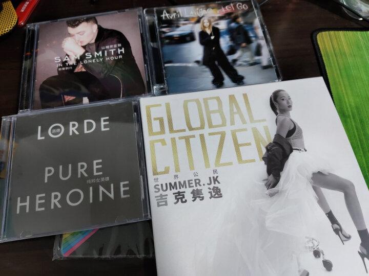 山姆史密斯:寂寞时分(CD) 晒单图