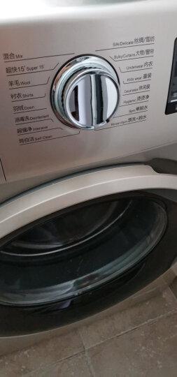 海尔(Haier) 滚筒洗衣机全自动 10公斤变频  99%防霉抗菌窗垫EG10014B39GU1 晒单图