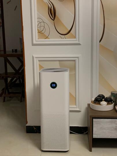 米家 空气净化器pro 家用办公卧室静音智能除雾霾粉尘PM2.5 霾表屏幕显示AC-M3-CA 66W 小米空气净化器 晒单图
