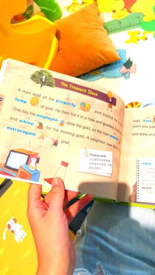 疯狂英语·幼儿英语故事100篇:启发教育篇(含MP3光盘) 晒单图
