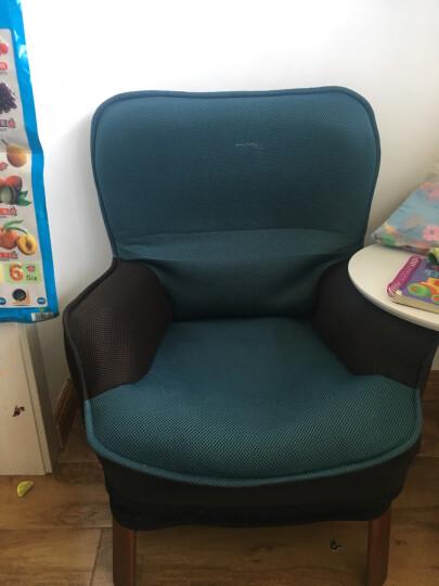 懒人日记 幼儿沙发 单人可爱布艺沙发宝宝迷你小沙发可拆洗幼儿园幼童房小朋友阅读沙发椅 浅咖 003HPEH-BE 晒单图