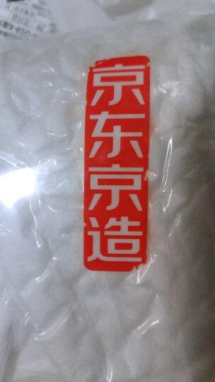 京东京造 泰国天然乳胶枕头 波浪曲线枕芯-标准高度款 93%乳胶含量 泰国直采枕芯 晒单图