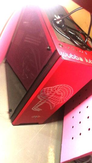 金河田(Golden field)Z1 星之恋电脑机箱 单面大侧透钢化玻璃水冷台式主机箱(ATX/MATX/ITX/360冷排) 晒单图