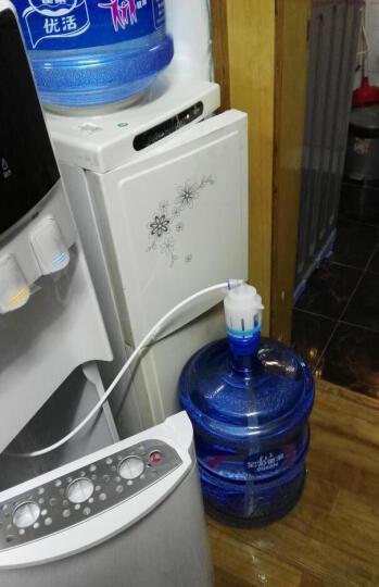 美的(Midea)YD1202S-F 高端柜式2L大容量立式电子制冷型 饮水机 晒单图