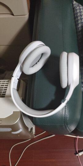 【2019新款】漫步者(EDIFIER)W800BT 头戴式立体声蓝牙耳机 音乐耳机 手机耳机 通用苹果华为小米手机 白色 晒单图