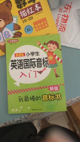 新课标小学生英语同步阅读周周练(三年级) 晒单图