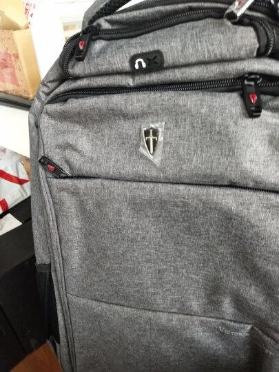 维多利亚旅行者 VICTORIATOURIST 双肩包电脑包15.6英寸笔记本包 男防水双肩背包V9006黑色 晒单图