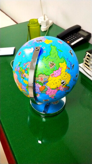 北斗儿童地球仪·AR地球仪23厘米(儿童版 儿童节礼物首选) 晒单图