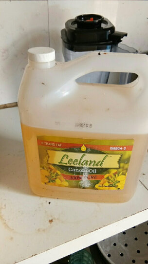加拿大原装进口非转基因食用油 理岚Leeland低芥酸菜籽油 芥花籽油5L 晒单图