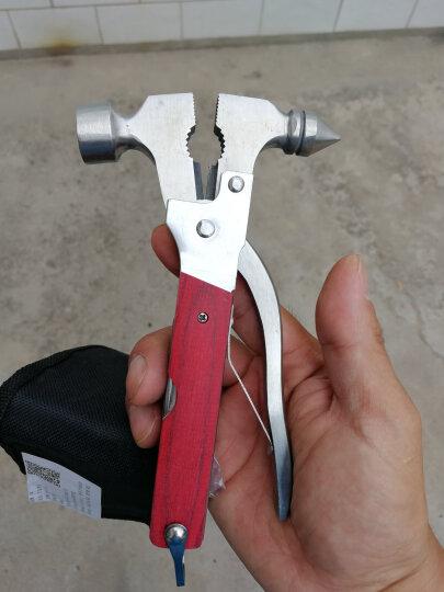FAC飞鹰 汽车安全锤 车载安全锤 多功能安全锤器汽车安全锤多功能安全斧 救生斧 救生锤 C型-带斧子 晒单图