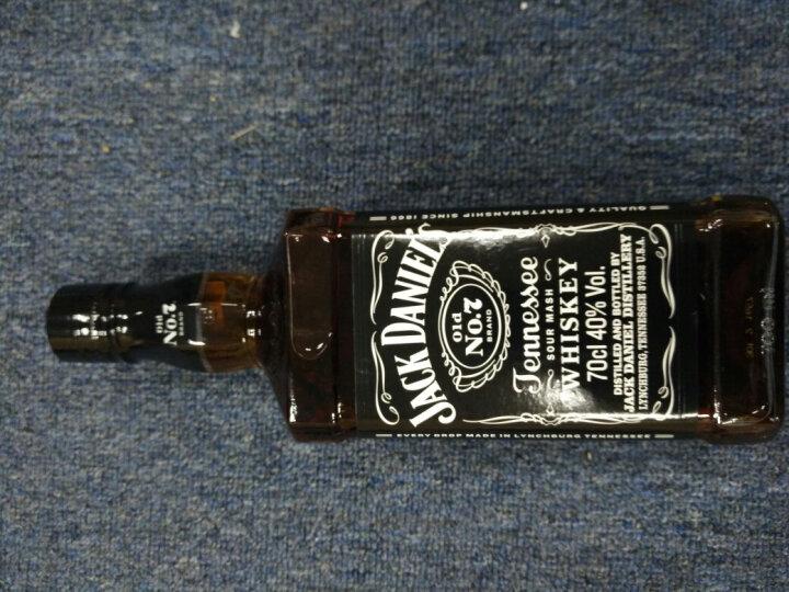 杰克丹尼(Jack Daniel's)洋酒 美国田纳西州 威士忌 进口洋酒 700ml 晒单图