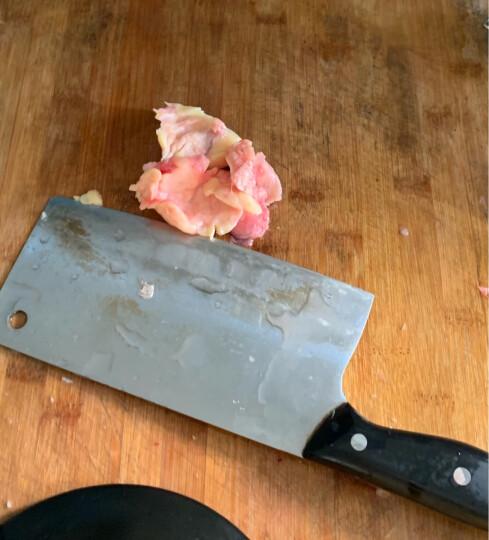 百年栗园 土鸡鸡大胸 1000g/袋 鸡胸肉 烧烤食材健身食材 晒单图