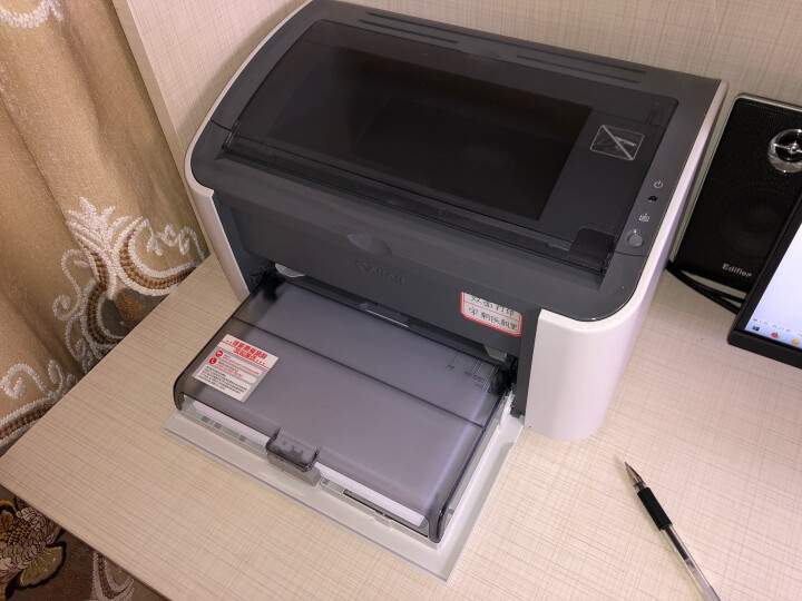 佳能(Canon)LBP151dw 黑白激光打印机 晒单图