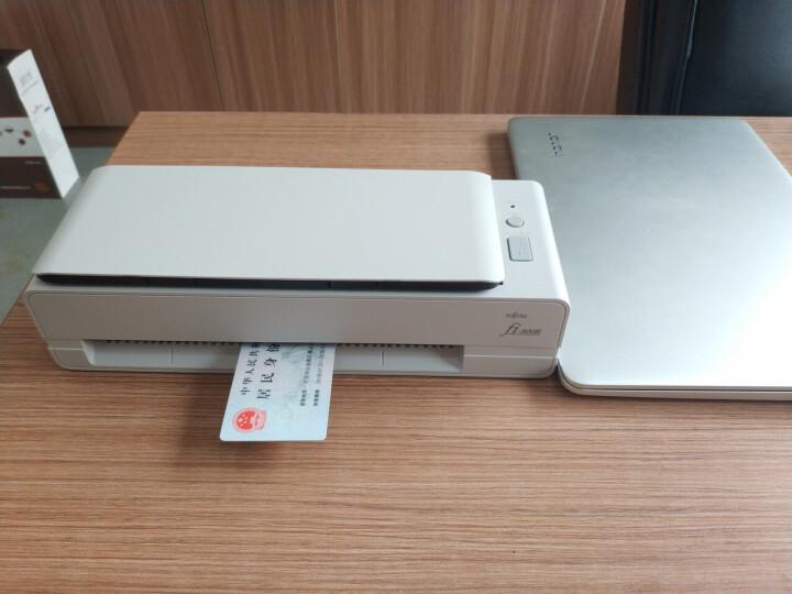 富士通(Fujitsu)SP-1130扫描仪 A4高速高清彩色双面自动馈纸 标准twain驱动 晒单图