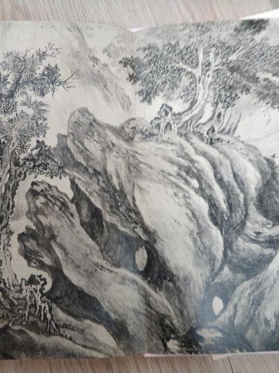 中国美术史·大师原典系列 张激·白莲社图 晒单图