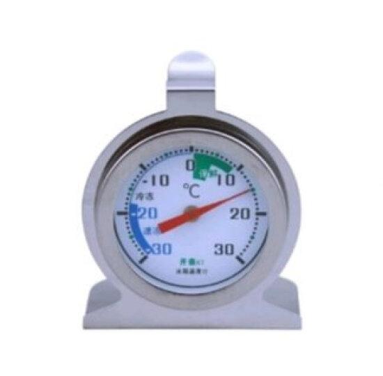 专业医用温度计/冰箱温度计不锈钢测低温 超市冷藏冷冻高精度 晒单图