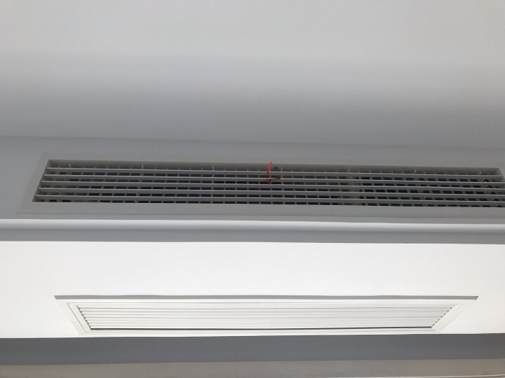 美的(Midea)大1.5匹变频风管机 适用18-26㎡ 家用中央空调 6年包修 KFR-35T2W/BP2DN1-TR 晒单图