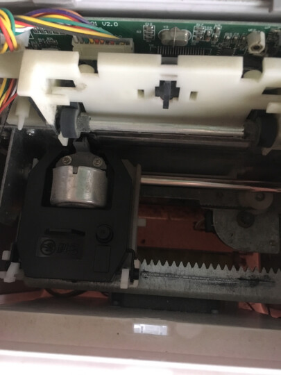 科密(COMET)卡钟双色色带 打卡机纸卡考勤机色带 晒单图