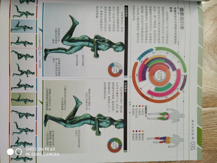DK跑步全书 晒单图