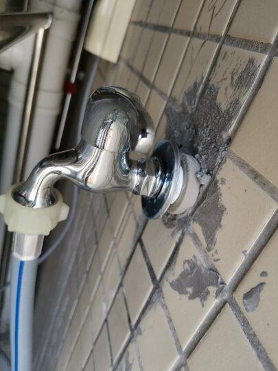 西门子(SIEMENS) 8公斤 变频滚筒洗衣机 智感洗涤降噪节能 筒清洁(白色) XQG80-WM12N1600W 晒单图