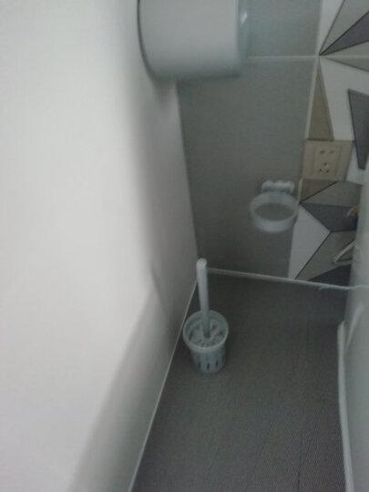 希箭/HOROW不锈钢毛巾架浴巾架置物架组合卫生间浴室挂件卫浴五金挂件套装 全新升级加厚6件套B 晒单图
