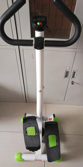 双超(suncao)家用扶手健身减肥踩踏机迷你静音液压踏步机家用慢跑机原地健步器SC-S085蜜桃粉 晒单图