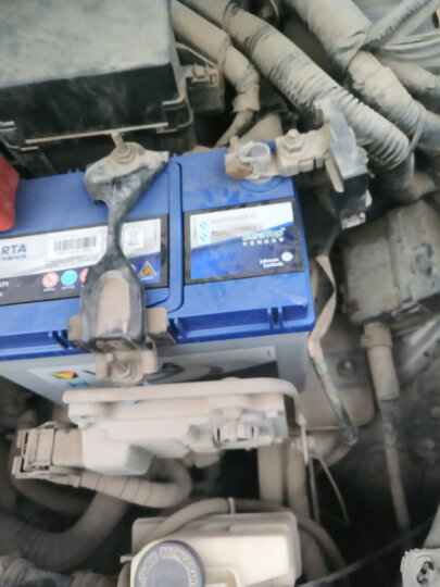 瓦尔塔(VARTA)汽车电瓶蓄电池蓝标80D26L 12V 雷克萨斯ES 陆风X5/X6/X9 以旧换新 上门安装 晒单图