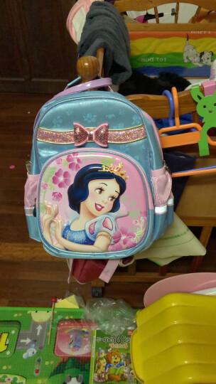 迪士尼(Disney)白雪公主幼儿园书包中大班小女孩韩版小宝宝 DB96086A 粉色 晒单图