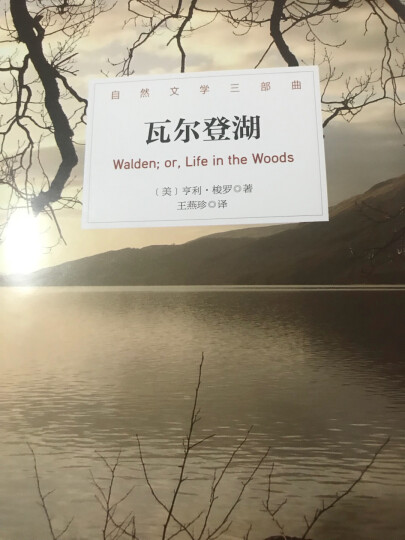 沙乡年鉴/自然文学三部曲 晒单图