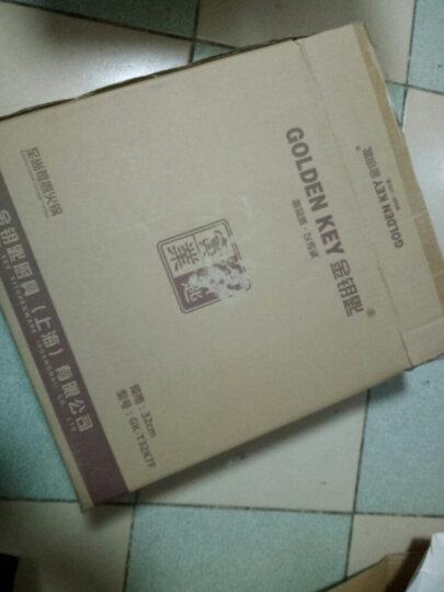 金钥匙(GOLDEN KEY)火锅锅具304不锈钢 32cm鸳鸯火锅带盖电磁炉通用 GK-T32K7F 晒单图