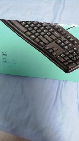 罗技(Logitech)K120 键盘 有线键盘 办公键盘 全尺寸 黑色 自营 U口 晒单图