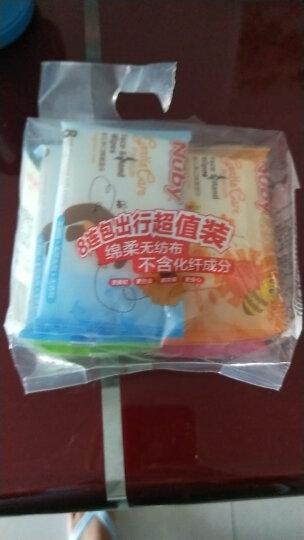 努比 Nuby 婴儿宝宝手口棉柔湿巾(迷你8抽)*64包 婴儿湿纸巾 晒单图