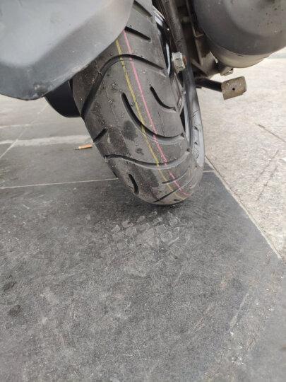 玛吉斯(MAXXIS)摩托车轮胎M6029踏板车胎小牛电动车跑车外胎半热熔轮胎 玛吉斯M6029 350-10 晒单图