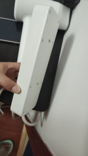 飞利浦(PHILIPS)新国标安全插座 8孔位3米 插排/插线板/排插/拖线板/接线板 儿童保护门 晒单图