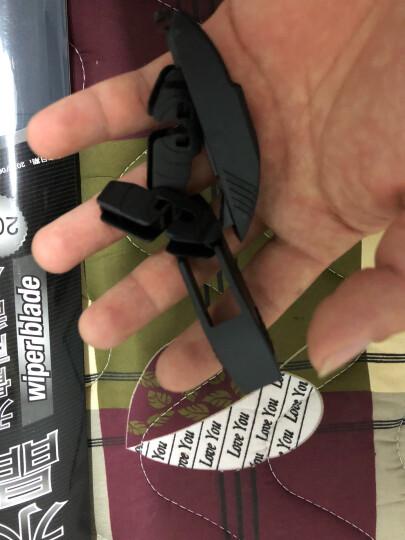 3M水晶无骨雨刮器/雨刷器/雨刮片(一对)马自达CX-3(18款后)/广汽传祺GA4(18款后)/祺智PHEV(18后)(22/18英寸) 晒单图
