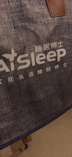 睡眠博士(AiSleep)枕芯 安睡决明子枕 草本纤维枕 舒睡酒店枕头 晒单图