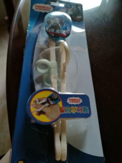 托马斯&朋友(Thomas&Friends)儿童餐具 3D卡通智力学习筷 宝宝练习辅助训练筷子 詹姆士5107TM 晒单图
