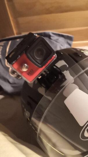 SJCAM SJ4000运动相机 1080P高清防抖运动摄像机 水下相机 摩托车行车记录仪 金属银 晒单图