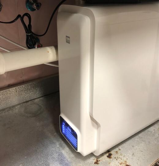 特洁恩德国家用净水器400加仑直饮双出水纯水机M20 官配 晒单图
