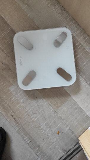 云麦(YUNMAI)瑜伽垫 健身垫 防滑吸汗加宽加厚 蓝灰色 晒单图