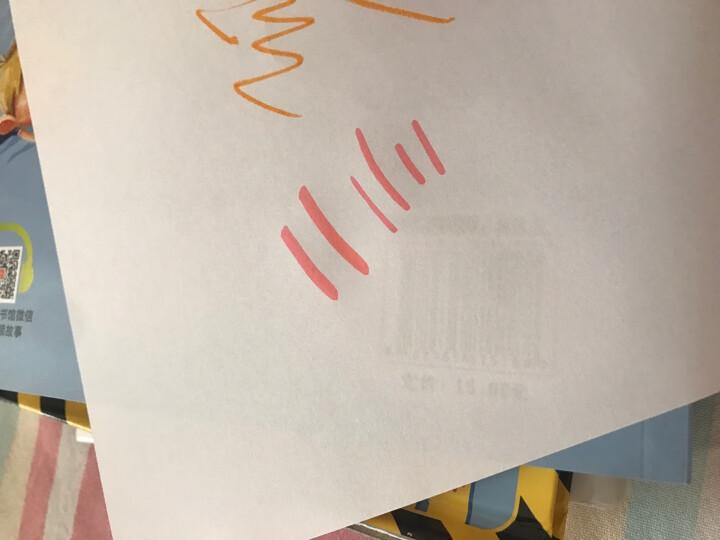 晨光(M&G)18色纤维软头水彩笔圆杆儿童绘画笔 18支/盒ACP92168 晒单图