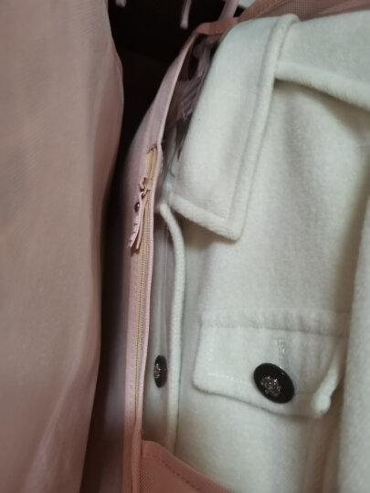 百草园衣服防尘罩 立体可视收纳袋整理袋 西服防尘袋 4中2大 小熊 晒单图