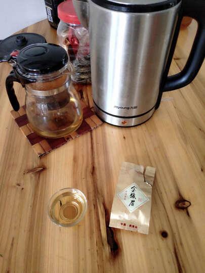 新茶500g共100袋特级金骏眉红茶茶叶 茶中仙礼盒装武夷山正山小种 晒单图
