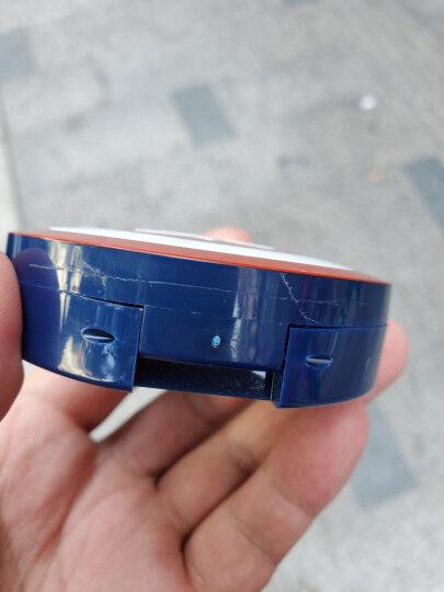 洁达 隐形眼镜盒伴侣盒双联盒护理盒 牛宝宝 A-9012 红色 晒单图