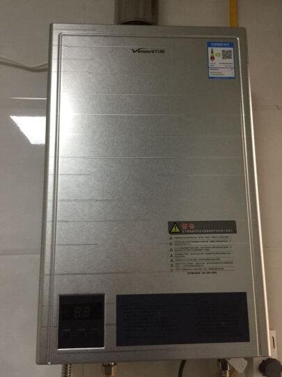 万和(Vanward)12升智能变频恒温 无级变升触摸感应式 燃气热水器(液化气)JSQ24-220J12【下单立享六年质保】 晒单图
