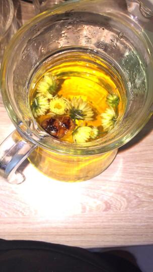 艺福堂 茶叶花草茶广西桂林大果罗汉果茶 24个泡水喝的润喉清嗓花茶礼盒396g 晒单图