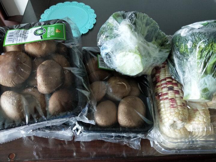 东源兴 香菇 蘑菇 约200g 新鲜蔬菜 火锅食材 晒单图