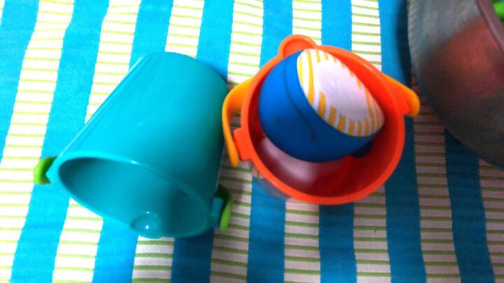 Hape洗澡玩具0-1-3周岁婴儿洗澡玩具戏水套装泰迪熊浴室漂浮喷水花洒亲子互动男孩女孩小孩宝宝礼物 suit0030泰迪玩偶趣味8件套 晒单图